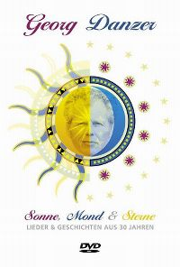 Cover Georg Danzer - Sonne, Mond & Sterne [DVD]